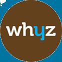 Whyz logo rond